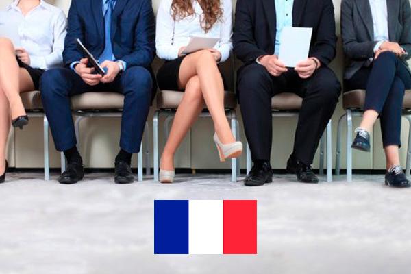 Hacer una entrevista de trabajo en francés