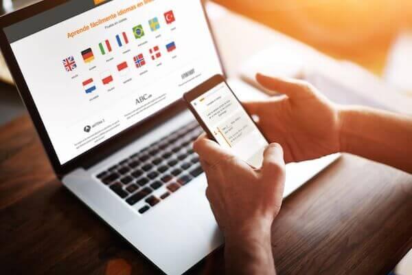 Aprender francés online: ventajas y desventajas