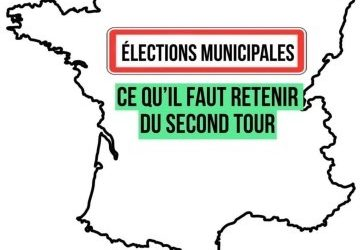 Les municipales en France